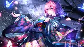 【激戦アレンジ】 幽雅に咲かせ、墨染の桜