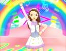 【MMD】アイドル達に「虹色ミラクル」を踊らせてみた