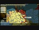 【HOI2】ドイツ連邦共和国で逝く、ゆっくり実況プレイ part3 【DH FULL】