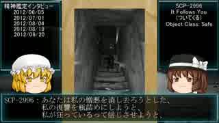 秘封が暴くSCP pt.13【鍋回】