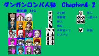 【ダンガンロンパ人狼】Chapter4-2