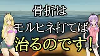 【Stranded Deep】ゆかりとマキで遭難なう