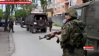 【マケドニア】治安部隊と武装グループ間で激しい戦闘【テロ組織】
