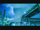 川崎工場夜景(タイムラプス&スライドショー)