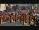 京都橘高校 吹奏楽部 マーチング ローズパレード2012 その2