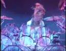 X JAPAN - Sadistic Desire [1993.12.30 TOKYO DOME RETURNS]