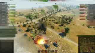 【WoT:クランウォーズ】日本連合 VS ベトナム連合 Part4