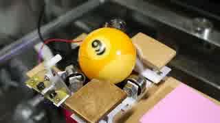 トラックボールを作った。.