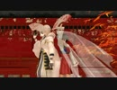 【MMD刀剣乱舞】鶴丸と鶴姫で番凩【MMD戦国BASARA】