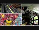 テレビ局の裏側(アメリカ FOX Sports A-LEAGUE 中継の裏側)【English】