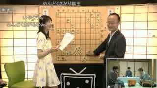 渡辺棋王の詰将棋解説 20150521