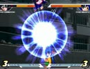 【EFZ】Keizin(舞) vs Tony(七瀬)