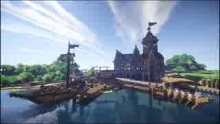 【Minecraft】ゆっくり街を広げていくよ part18-1