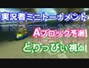 マリオカート8実況者ミニトーナメント Aブ