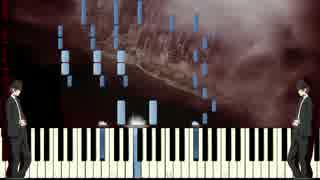 【ピアノ】 シュガーソングとビターステップ piano ver.