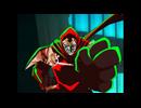 ニンジャスレイヤー フロムアニメイシヨン 第8話「アポカリプス・インサイド・テインティッド・ソイル」