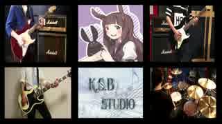 【俺物語!!】未来形Answer 【バンドで演奏してみた】K.S.B STUDIO feat.黒兎ウル thumbnail