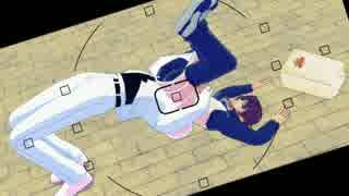 【血界MMD】レオとザップでShake It Off
