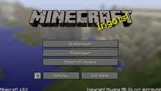 【Minecraft】初心に帰ってマインクラフト