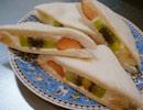 憧れの千疋屋フルーツパーラーの定番フルーツサンドイッチ作りに挑戦!
