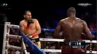 ボクシング ワイルダーvsモリナ WBCヘビー