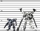 【アーマードコア】ACと他作品のロボット兵器を比較してみた 2