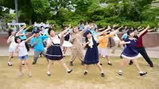 【豊橋ぽぷかる5オフ】バンバンブー☆ 踊ってみた【バンバン部】