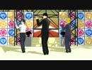 【MMD】心のプラカード(修正版)【P3人衆】