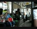 奈良交通前扉開閉