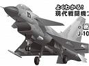 【現代戦闘機ファイル】第42回:J-10 / J-20