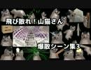 【MMD】飛び散れ!山猫さん 爆散シーン集3