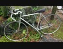 数十年前のロードバイクを発掘した(魔改造したい)Part1