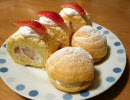 (14)初めて『ロールケーキ』を作る