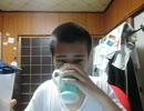 【その12】「吐くまで」麦茶を高速で飲み続けて自撮りうp。