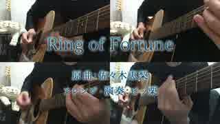 【ニコカラHD】Ring of Fortune -Acoustic