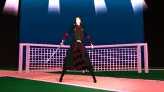 【MMD刀剣乱舞】清光のテニス