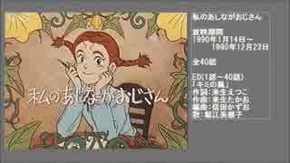90年代アニメ主題歌集 私のあしながおじさん
