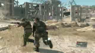【E3 2015】[日本語音声版/カズヒラ]MGS5:TPP PS4実機ゲームデモ Part.2 (720p/60fps)