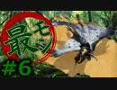 【実況】最低限文化的な狩りをするモンスターハンター4G #6【MH4G】