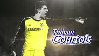 【Chelsea】 14-15 ティボ・クルトゥワ