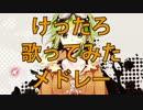 【作業用BGM】けったろソロ10曲歌ってみたメドレー!