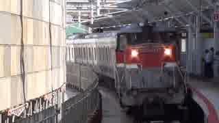 【こんどの新車は】南海8300系甲種輸送(20
