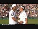 テニス 錦織圭vsボレリ ウィンブルドン1回戦(2015.6.29)