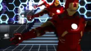 【アメコミMMD】アイアンマンでWAVE