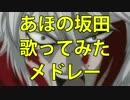 【作業用BGM】あほの坂田ソロ10曲歌ってみたメドレー!