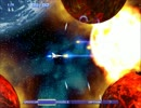 GRA.グラディウスⅤ [02] STAGE 1 惑星グラディウス衛星軌道上空