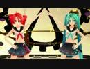 【MMD】ODDS&ENDS【Miku&Teto】