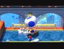 血液型占いを信じない4人衆がスーパーマリオ3Dワールドをカオス実況6話! thumbnail