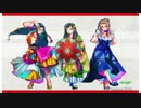 【MEIKO V3】Sugarcane Girls【オリジナル