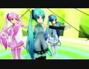 【MMD】Prism Heart【ぽんぷ長式初音ミク】